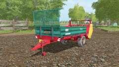 Warfama Ɲ227 для Farming Simulator 2017