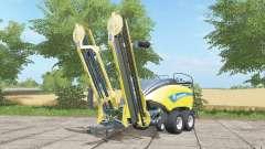 New Holland BigBaler 1290 Ɲadal R90 для Farming Simulator 2017