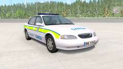 Ibishu Pessima 1996 Garda Siochana для BeamNG Drive
