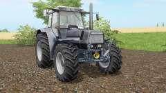 Deutz-Fahr AgroStar 6.61 Black Beauƫy для Farming Simulator 2017