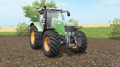 Massey Ferguson 7719-7726 color selection для Farming Simulator 2017