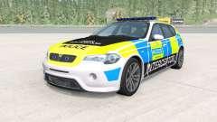 ETK 800-Series ANPR Interceptor Police v0.3 для BeamNG Drive