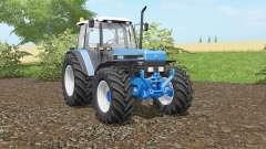 Ford 8340 Powerstar SŁE для Farming Simulator 2017