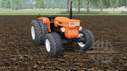 Fiat 450 twin wheels для Farming Simulator 2015