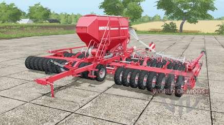 Horsch Pronto 9 DC carnation для Farming Simulator 2017