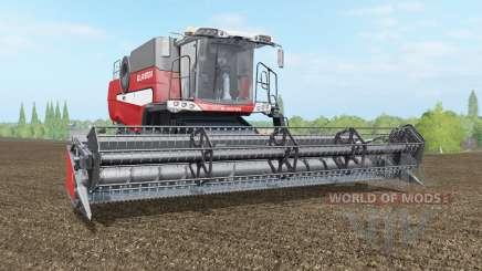 Laverda M410 alizarin crimson для Farming Simulator 2017