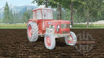 Zetoᶉ 5511 для Farming Simulator 2015