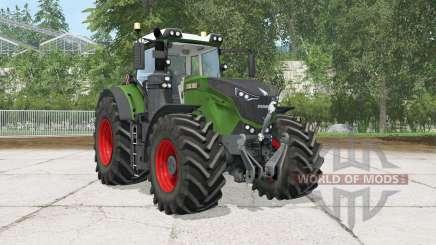 Fendt 1050 Vario mughal greeɳ для Farming Simulator 2015