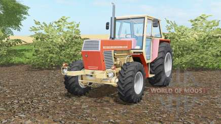 Zetor Crystal 12045 carmine pink для Farming Simulator 2017
