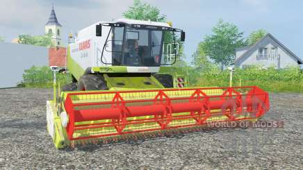 Claas Lexion 540 для Farming Simulator 2013
