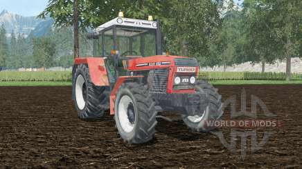 ZTS 16245 sunset orange для Farming Simulator 2015