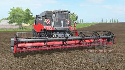 Torum 760 красно-коралловый окрас для Farming Simulator 2017