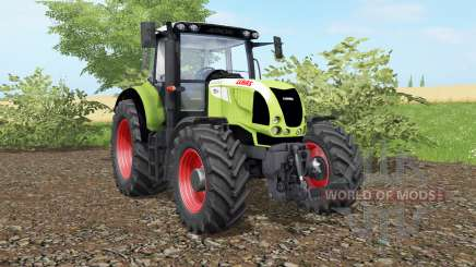 Claas Arion 620 june bud для Farming Simulator 2017