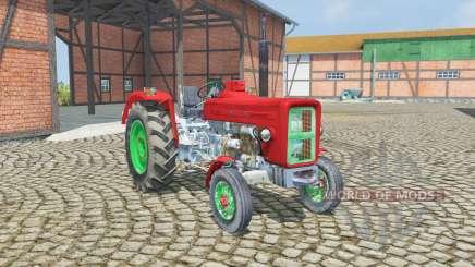 Ursus C-360 amaranth red для Farming Simulator 2013