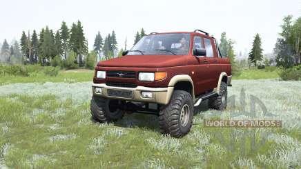УАЗ-2362 для MudRunner