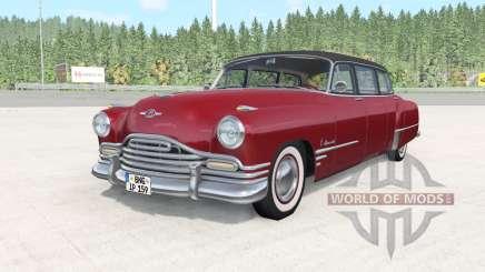 Burnside Special Limousine v1.1 для BeamNG Drive