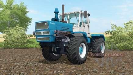 Т-150К bondi blue для Farming Simulator 2017