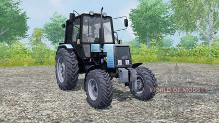 МТЗ-1025 Беларуҫ для Farming Simulator 2013