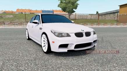 BMW M5 (E60) для Euro Truck Simulator 2