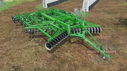 John Deere 2730 islamic green для Farming Simulator 2015