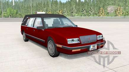 Bruckell LeGran hearse v1.2.1 для BeamNG Drive