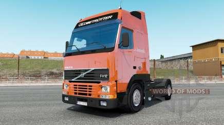 Volvo FH-series для Euro Truck Simulator 2
