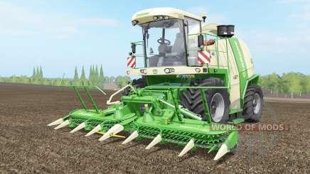 Krone BiG X 700-1100 для Farming Simulator 2017