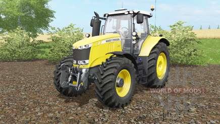 Massey Ferguson 5600 7700 8700 series для Farming Simulator 2017