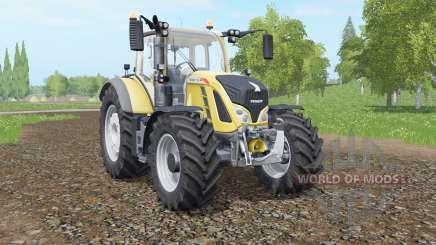 Fendt 716-724 Variꝍ для Farming Simulator 2017