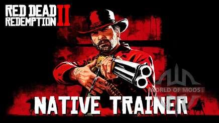 Native Trainer для RDR 2