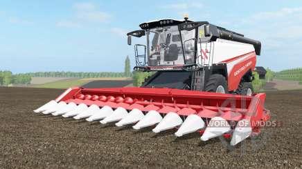 RSM 161 ярко-красный окрас для Farming Simulator 2017