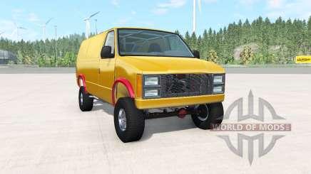 Gavril H-Series off-road v1.1 для BeamNG Drive