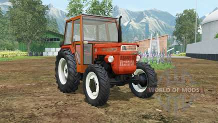 Store 404 Super outrageous orange для Farming Simulator 2015