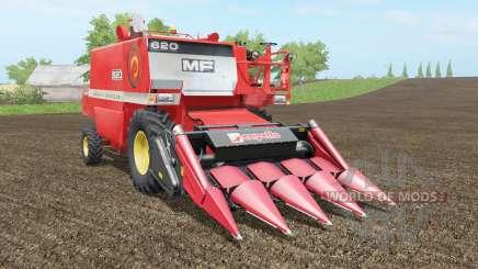 Massey Fergusoɲ 620 для Farming Simulator 2017