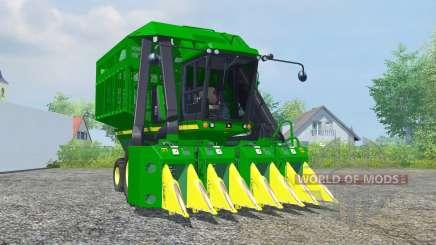 John Deere 9950 для Farming Simulator 2013