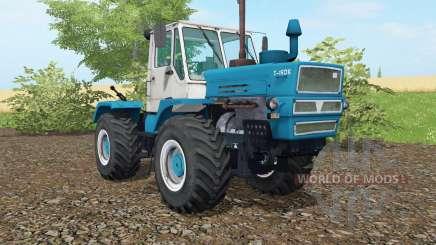 Т-150К СМД-62 и ЯМЗ-236Д для Farming Simulator 2017