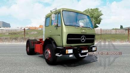 Mercedes-Benz NG 1632 для Euro Truck Simulator 2