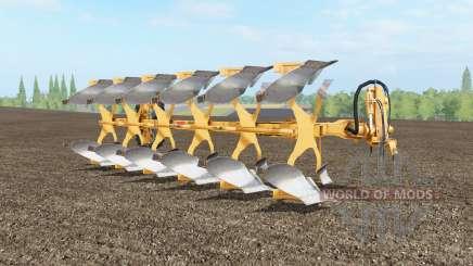 Moro Aratri EXA 20A Raptor для Farming Simulator 2017