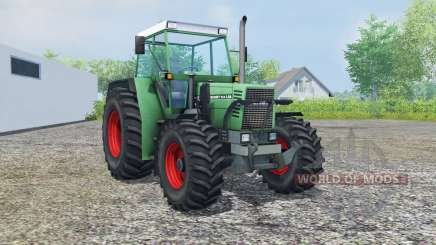 Fendt Favorit 614 LSA Turbomatik для Farming Simulator 2013