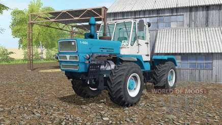 Т-150К голубой окрас для Farming Simulator 2017