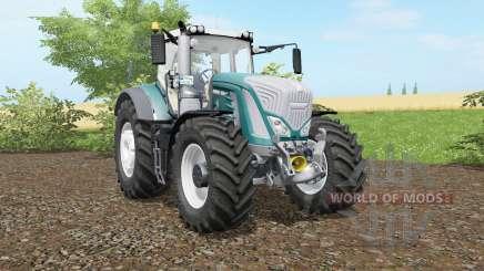 Fendt 930-939 Vario Petrol для Farming Simulator 2017
