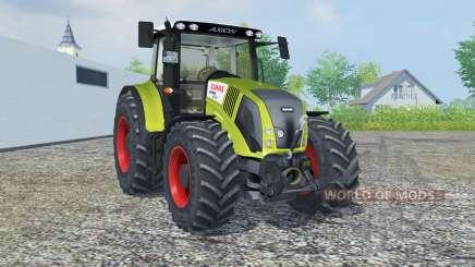 Claas Axion 850 HexaShift для Farming Simulator 2013