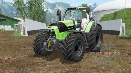 Deutz-Fahr 7210&7250 TTV Agrotron для Farming Simulator 2015