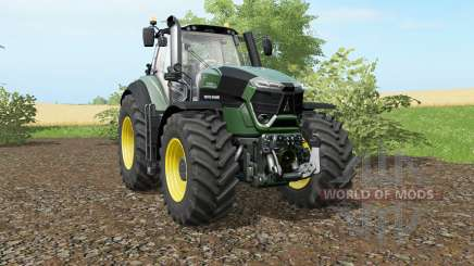 Deutz-Fahr 9290-9340 TTV для Farming Simulator 2017