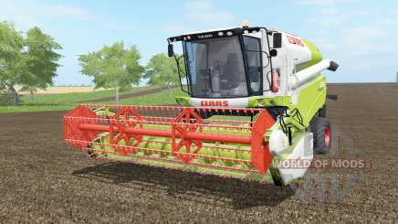 Claas Tucanꝍ 320 для Farming Simulator 2017