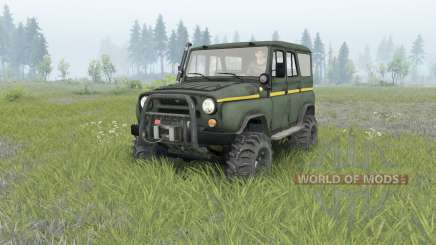 УАЗ-31514 _ для Spin Tires