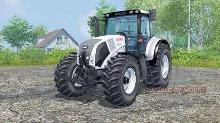 Claas Axion 820 aqua squeeze для Farming Simulator 2013
