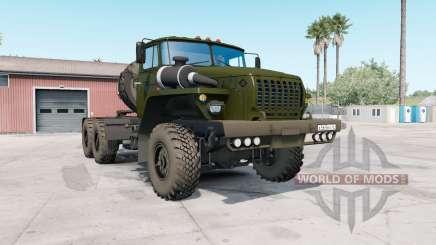 Урал-44202 для American Truck Simulator