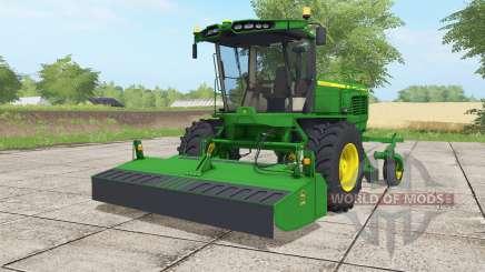 John Deere W260 pantone green для Farming Simulator 2017