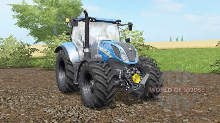 New Holland T6.145-T6.175 для Farming Simulator 2017